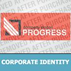 Corporate Identity Template 31745