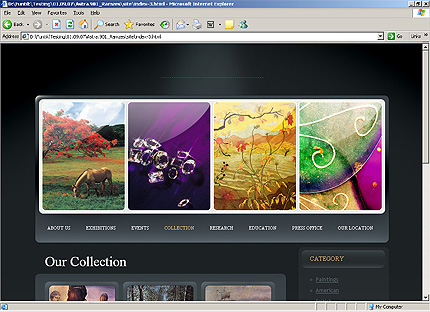 Template 31835 ( Collection Page ) HTML Screenshot