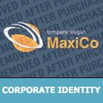 Corporate Identity Template 31841