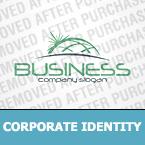 Corporate Identity Template 31846