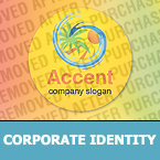 Corporate Identity Template 31930