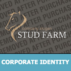 Animals & Pets Corporate Identity Template 31931