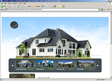 Template 31968 ( Buying Page ) HTML Screenshot