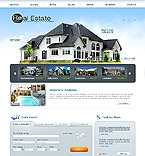 Real Estate SWiSH  Template 31968