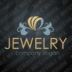 Jewelry Logo  Template 32005