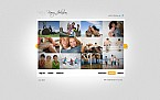 Photo Gallery 2.0: Art & Photography Dynamic Flash Dynamic Flash Photo Galleries Premium Templates XML Flash Site Wide Templates