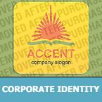 Corporate Identity Template 32104