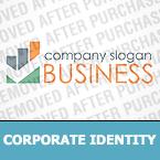 Corporate Identity Template 32106