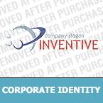 Corporate Identity Template 32167