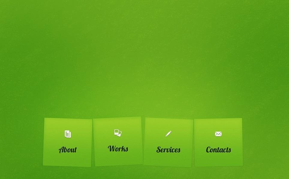 Flash CMS шаблоны №32241 на тему Шаблон сайтов веб-дизайна New Screenshots BIG