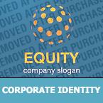 Corporate Identity Template 32248