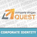 Corporate Identity Template 32298