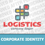 Corporate Identity Template 32299