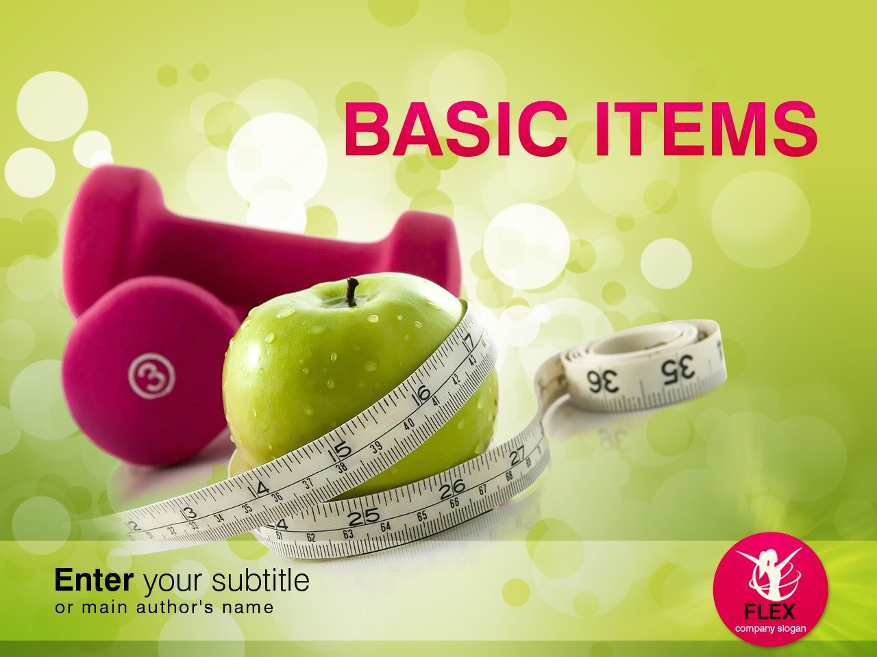 Weight Loss Powerpoint Templates