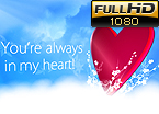 Valentine Video Ecards Template 32328