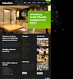Furniture Turnkey Websites 2.0 Template 32332