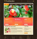 Agriculture Turnkey Websites 2.0 Template 32340