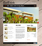 Real Estate Turnkey Websites 2.0 Template 32341