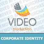 Media Corporate Identity Template 32373
