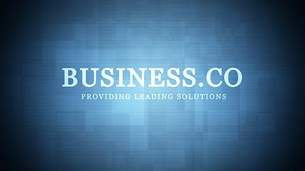 After Effects Logo Reveal Byznys a služby #32396
