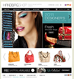 Fashion osCommerce  Template 32410