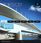 Architecture Turnkey Websites 2.0 Template 32414