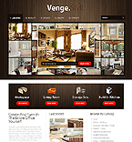 Furniture Turnkey Websites 2.0 Template 32417