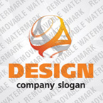 Web design Logo  Template 32493