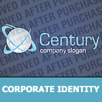 Template 32502 Corporate Identity (psd Only)