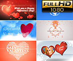 Valentine Video Ecards Template 32517