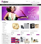 Beauty osCommerce  Template 32533