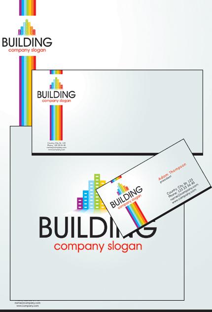 Corporate Identity 32583 Screenshot