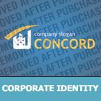 Corporate Identity Template 32595