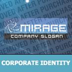 Corporate Identity Template 32596