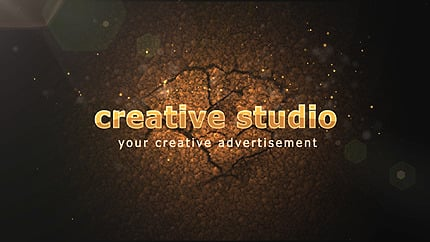 Advertising Agency After Effects Logo Reveal AE Intro Screenshot