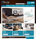 Furniture ZenCart  Template 32641