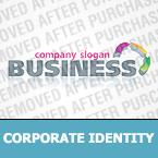 Corporate Identity Template 32662
