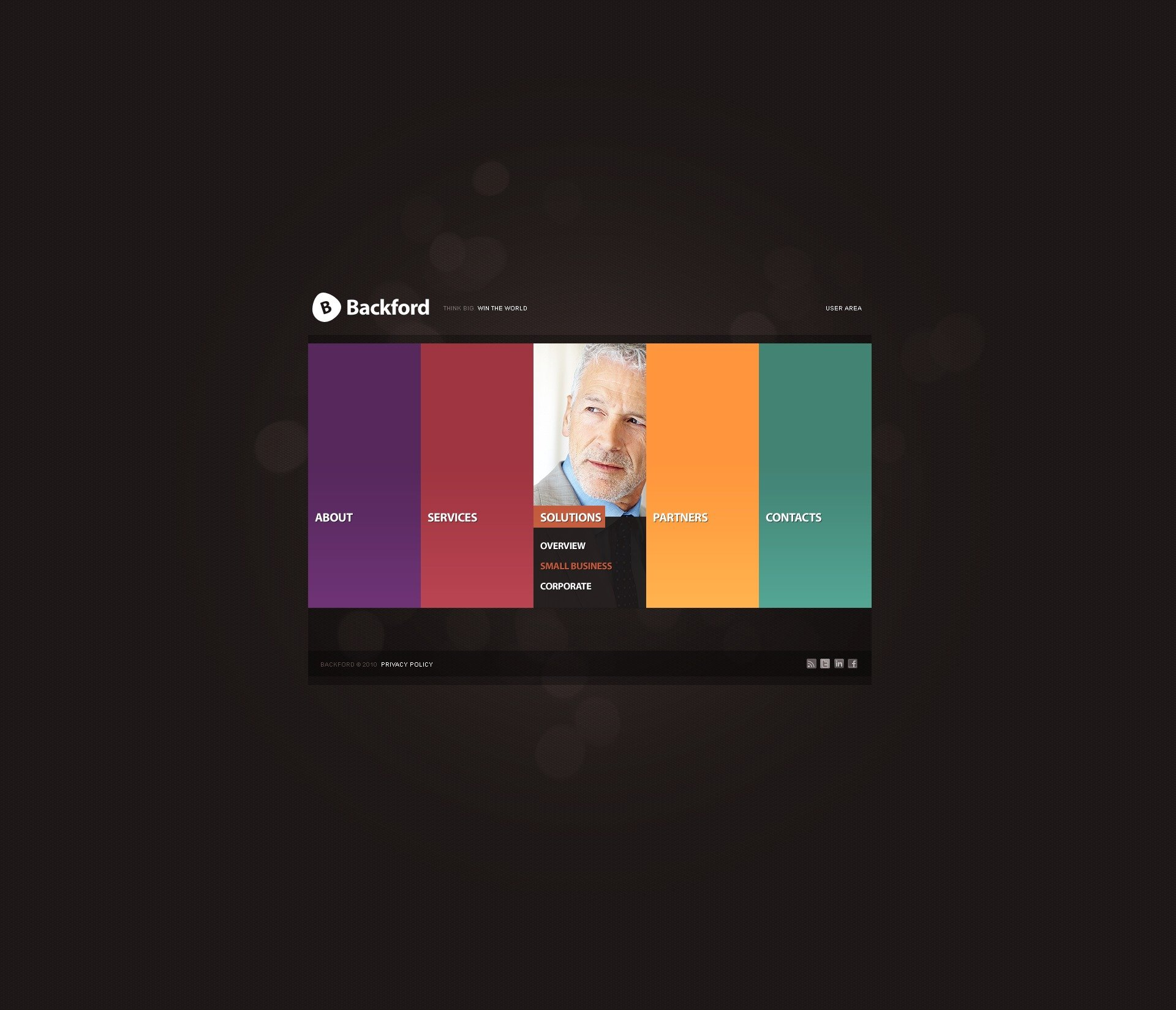 Business website template 32607 business website template accmission Image collections