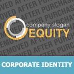 Corporate Identity Template 32710