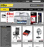 osCommerce  Template 32729
