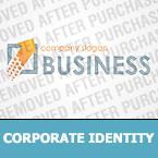 Corporate Identity Template 32753