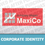 Template 32768 Corporate Identity (psd Only)