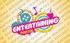Entertainmnet Logo Template vlogo