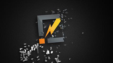 Logo Animé After Effects pour site d'affaires et de services #32780