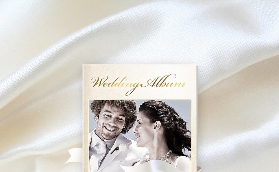 Flash CMS Vorlage für Hochzeitsalbum  New Screenshots BIG