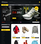 Fashion osCommerce  Template 32836