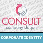 Corporate Identity Template 32878
