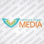 Media Logo  Template 32881