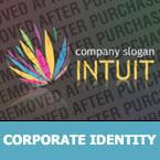 Corporate Identity Template 32892