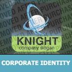 Corporate Identity Template 32893